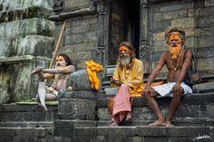 Hindu Ascetic - Eput摄影
