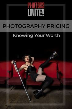 Setting your prices can feel like youre disarming a time bomb while balancing on a tight rope. There are all kinds of reasons you imagine that pricing too high or too low will drive away business and no one will want to hire you and youll go out of busi Photography Rules, Photography Pricing, Photography For Sale, Photography Branding, Photography Business, Knowing Your Worth, Going Out Of Business, Sales And Marketing, Boss Lady