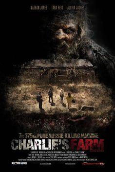 Olum Ciftligi - Charlie's Farm - 2015 - HDRip Film Afis Movie Poster