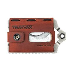 Amazon.com: Trayvax Element Wallet (Canyon Red): Shoes