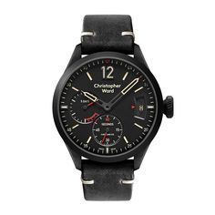 INTRODUCING THE CHRISTOPHER WARD C8 POWER RESERVE CHRONOMETER