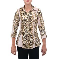 Blusas estampadas estão na moda, e não podem faltar no seu guarda-roupa nesta temporada!