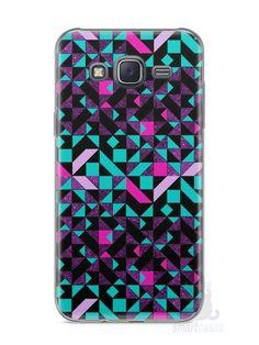 Capa Samsung J5 Étnica #2 - SmartCases - Acessórios para celulares e tablets :)