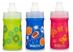 3 Pk, BRITA 13 Oz Soft-Squeeze Bottle Water Filtration System for Kids >>> This is an Amazon Affiliate link. Check out this great product.