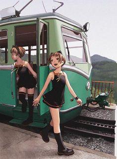 138E: 村田蓮爾展、舞鶴赤れんがパークで開催!!