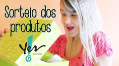 Sorteio: Produtos Yes! Cosmetics