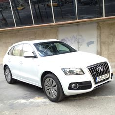 Audi Q5 hybrid quattro, híbrido para quedar bien...