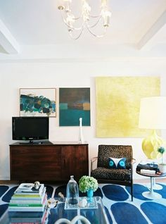 Setting Up Home: Finding the Right Spot for the TV | Apartment Therapy
