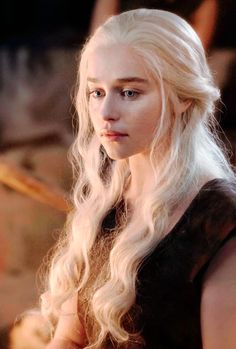 "♕ Daenerys Targaryen in Game of Thrones 6.04 ""Book of the Stranger"" ©"