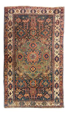Image of Antique Derbend Rug - X Persian Carpet, Persian Rug, Asian Rugs, Interior Rugs, Interior Design, Eclectic Rugs, Cheap Rugs, Cool Rugs, Tribal Rug