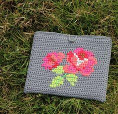 iPad hoe haken - gratis patroon - wolplein.nl