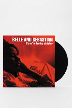 Belle And Sebastian - If You're Feeling Sinister LP+MP3