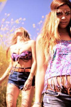 billabong hippie