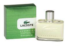 Lacoste, Men's Aftershave, After Shave, Shampoo, Perfume Bottles, Bright, Fresh, Eau De Toilette, Aftershave