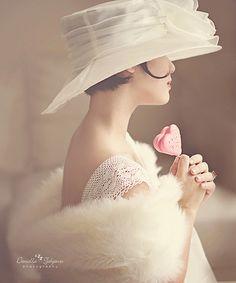 The Art Of Femininity-  #millinery #judithm #hats