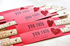 Valentine's Day card - Another Fundraising Idea!