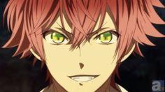 Smirking Ayato(^ω^)