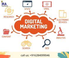 Digital Marketing course in Panchkula. Ira Institute Provide practical digital Marketing Training in Panchkula Haryana with job assistance. Marketing Training, The Marketing, Affiliate Marketing, Social Media Marketing, Digital Marketing, Display Advertising, Online Advertising, Youtube Advertising, Content Analysis