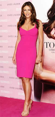 i love this hot pink michael kors dress!!