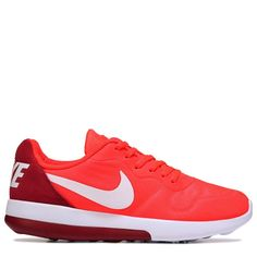 332deb09b1971d Nike Women s MD Runner 2 LW Jogger Shoes (Crimson Red Pink) Joggers