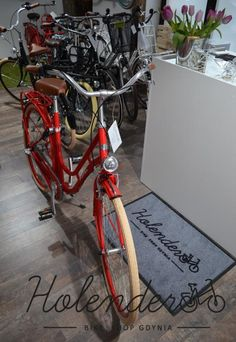 Rower miejski holenderski POPAL Swing r. 50 cm