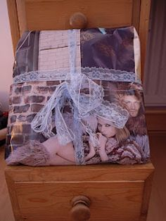 Recycled Wrapping, from Vogue magazine!