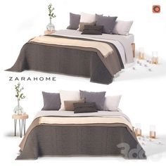 Zara Home_ Постельное белье