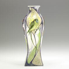 SAMUEL SCHELLINK, ROZENBURG  Eggshell porcelain vase, 1902