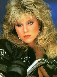 naughty girls needed love, too, in the 80s - Samantha Fox