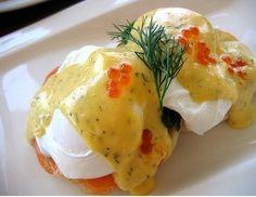 Eric Ripert's Eggs Benedict