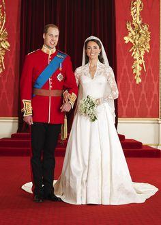 The Duke & Dutchess of Cambridge April 29, 2011