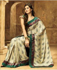 Indian Traditional Wear - Saree