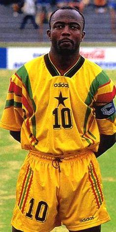 Abedi Ayew 'Pele' of Ghana Ghana Football, Football Icon, Best Football Players, National Football Teams, World Football, Football Kits, Sport Football, Soccer Players, Accra