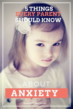 Child anxiety can be confusing to some parents. Here are 5 of the most common misunderstandings parents have about child anxiety that is important for every parent to know.