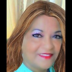 """""""Queen Zneisha"""" created using TAAZ Virtual Makeover. Try on Hairstyles, Makeup, and color your own hair. It's free!"""
