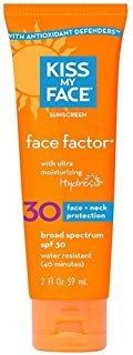 Looking for Kiss My Face Face Factor Sun Screen Face Neck, SPF Tubes (pack ? Check out our picks for the Kiss My Face Face Factor Sun Screen Face Neck, SPF Tubes (pack from the popular stores - all in one. Kiss My Face, Kiss Me, Cellulite Oil, Acid Peel, Face Face, Organic Makeup, Glycolic Acid, Organic Oil, Shower Gel