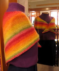 LYS Classes & FREE Workshops: January 29: Plain & Fancy Shawlette