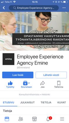 B2B-yrityksen sekä sen asiakkaiden some-tilien hallinta, sisältöjen suunnittelu ja toteutus sekä mittaaminen. Some tarinallistamisen kanavana. | B2B-business social media account management (multiple some-channels and accounts)
