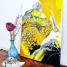 Acrylic formations on wood: Corona Borealis (12 x 16). Can't wait to resin this piece  #fluidart #fluidpainting #acrylic #resin #fluidacrylic #art #colour #abstract #surreal #surrealart #abstractart #paintmovement #texture #cells #web #artsy #acrylicart #contemporaryart #artistsoninstagram #flowart #artoftheday #fluidartist #fluidartwork #design #acrylicpainting #artist #artistic #gallery #artstyle #yiannissavva