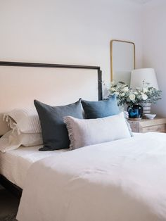 How To: Style Bedroom Pillows & Combos — Light & Dwell