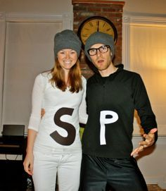 10 Coolest DIY Halloween Couples Costumes — Part 4