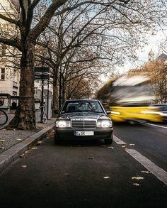 The 190 E (W201) - ruling the streets since 1982. Baby Benz of @shareenqueen. #Mercedes #Berlin . Picture by @kor.life . #MBBerlin #W201 #BabyBenz #W201Owner #190E #Benz #MercedesBenz #CKlasse #CClass #MBLove #MBLife #MBFamily #interior #BenzLove #Classic #shesmercedes