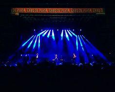 Chaparrón de @hpsquad en el Viña. Misión cumplida.  #hpsquad #hablandoenplata #hablandoenplatasquad #rayka #capaz #sicario #docdiamond #bighozone #viñarock #viñarock2017 #concierto #directo
