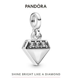 What does this symbol mean to you? Assign it your own meaning, make it personal, tell your story. Pandora Me micro dangle charms are like a small tattoo, a secret language only you can speak. Keep you loves, passion memories always close to you, wear them on the link or bangle bracelet,  or style them on the Pandora Me brooch!