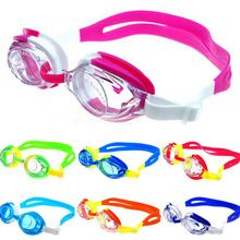 a958fdfce8 Swim Eyewear Colorful Adjustable Children Kids Waterproof Silicone Anti Fog  UV Shield Swimming Glasses Goggles Eyewear Eyeglasses with Box     This is  an ...