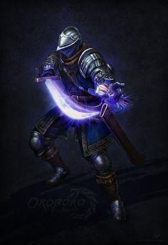 Dark Souls Wallpaper - OROBORO GET REKT by sohlol on deviantART