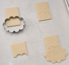 Making your own shapes for cookies. Also shows rainbow/cloud cookies, pot of gold, LOTS of great ideas! Summer Cookies, Baby Cookies, Flower Cookies, Valentine Cookies, Easter Cookies, Birthday Cookies, Cupcake Cookies, Christmas Cookies, Cupcakes