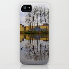 Down by the River iPhone Case by Rainer Steinke - $35.00
