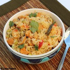 Tomato – Soya Chunks Pulao | Cooks Joy