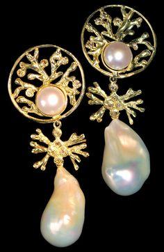Ruth Grieco Pearl Jewelry - Poetizando a Joalheria